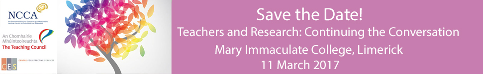 Eng Teachers ans Research Save the Date