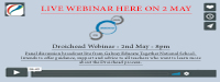 Droichead Live Webinar Accordion header