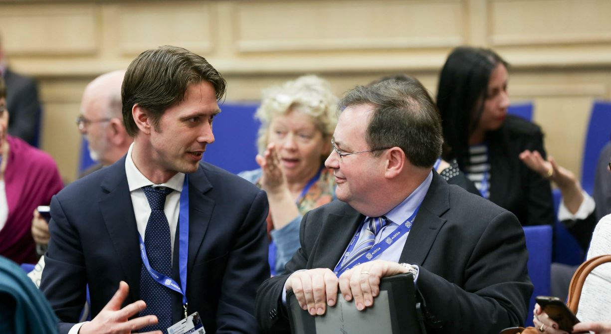 EU Presidency Conference Photo 3